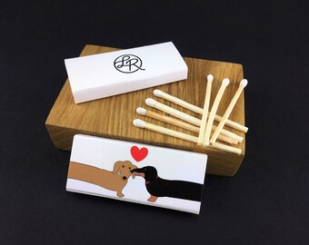 Set of 50 Wedding Matches With Initials * Personalized Matches * Wedding Matches * Custom Matches * Personalized Matchbox * BEST Matches