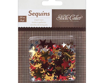 Studio Calico Magical Star Sequins -- MSRP 5.00