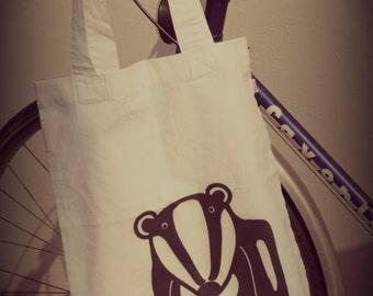 Tote Bag Badger Bio