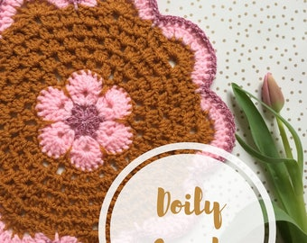 Tutorial Doily Crush with pictures and explanations (in english)