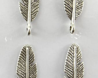 10 charms shaped bp065 antiqued silver metal pen