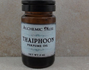 Thaiphoon - Perfume Oil - Limited Edition