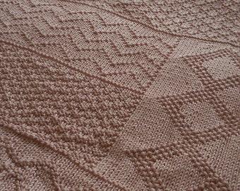 Izzy's Blanket Pattern