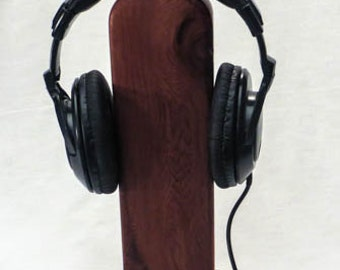 Redwood Headphone Stand