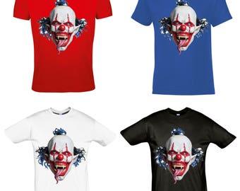 Clown Halloween Helloween slogan T-Shirt gift sayings