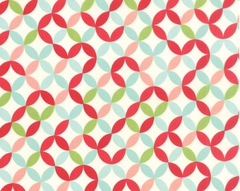 Sale Hello Darling cotton fabric by Bonnie and Camille for Moda Fabric 55111 14