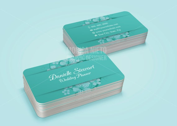 Custom wedding planner business card template event planner custom wedding planner business card template event planner business cards cheaphphosting Image collections