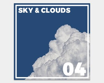 50 Sky and Clouds Photo Overlays