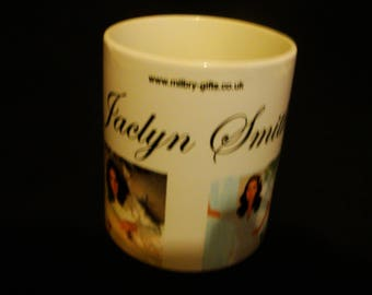 Jaclyn Smith from Charlies Angels Mug
