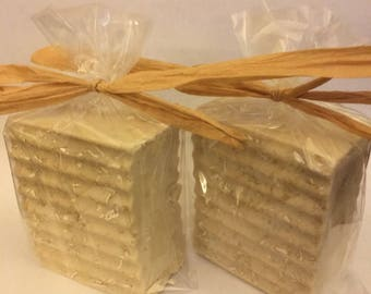 Oatmeal and Brown Sugar Soap