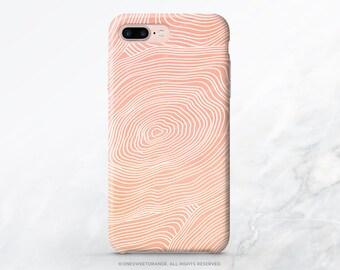 iPhone 8 Case iPhone X Case iPhone 7 Case Blush Ripples iPhone 7 Plus Case iPhone SE Case Tough Samsung S8 Plus Case Galaxy S8 Case R14