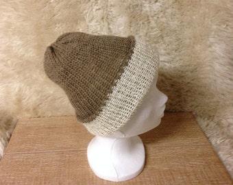 Pure Woollen Hat - Woollen Beanie Hat