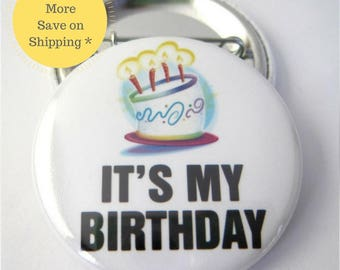 """It's My Birthday
