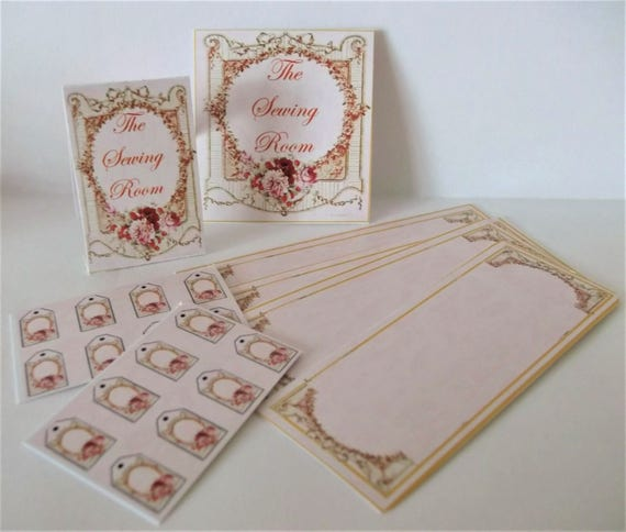 House Of Crafts Calligraphy Card Making Set
