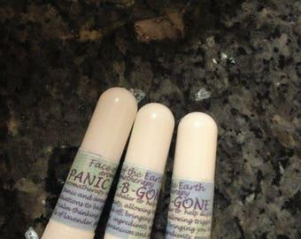 Panic-B-Gone Aromatherapy Inhaler