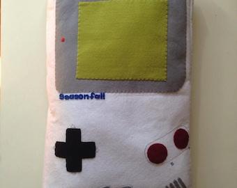 Cushion console Game boy