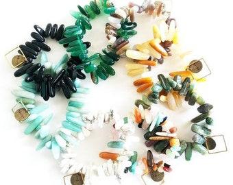 Bloomer Bracelet || Choose Color