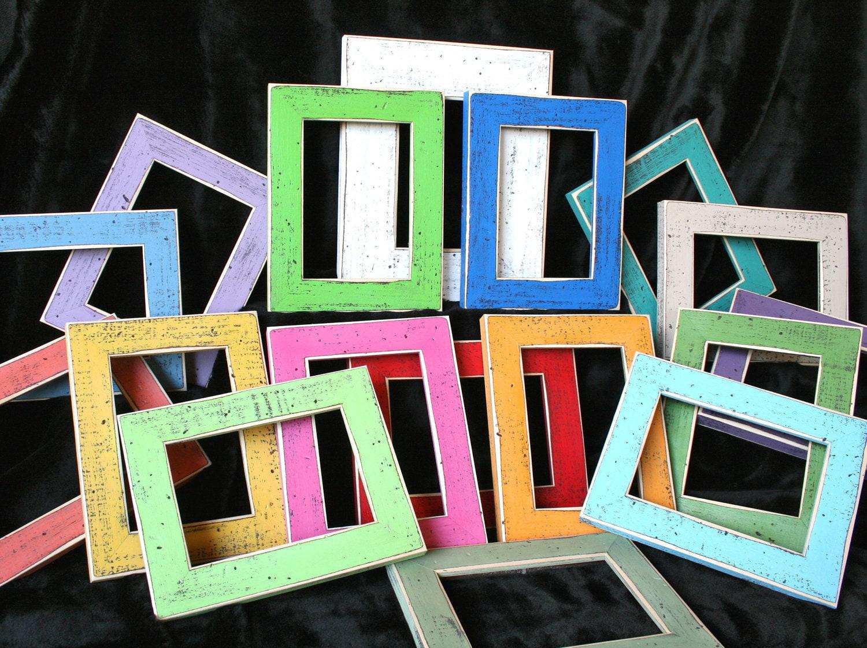 Color Imagen marco paquete cuatro 4 4 x 4 5 x 5