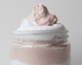 Exotic Coconut & Chocolate Whipped Soap, Mini Whip Soaps, Cream Soap, Chocolate Soap, Body Washes, Vegan Soaps, Fluffy Whip, Whipped Soaps