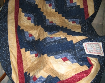Pictures of Custom Quilts Patchwork  BabyLapThrowBedMiniatureDoll Custom