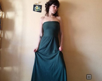 Maxi Dress Organic Cotton
