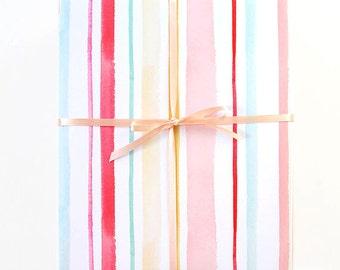 Summertime Stripe