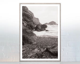 DOWNLOAD, Lundy Island, British, Beach ,Photography, Print, Wild, Coast, Digital Download