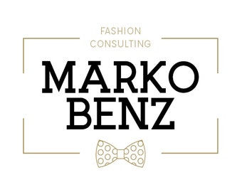 Logo - exklusiv personalisiert! Keine Mehrfachverwendung! [Blogger, Beauty, Styling, Fashion, Mode, Coaching, Consulting, Makler]