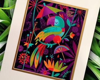 Aloha Garden Print
