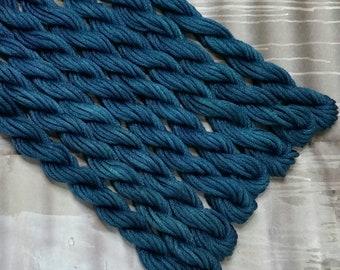 S/02. Deep Sea – Silk Embroidery Thread/5mtrs (12 stranded)