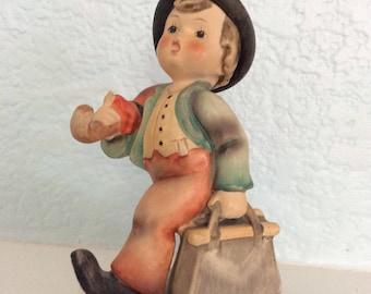 "Merry Wanderer 5""  Hummel 11/0 Goebel figurine"