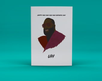 Rick Ross Mothers Day Cards