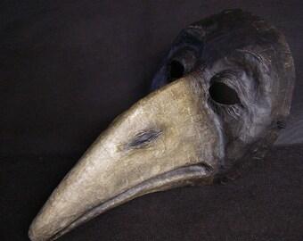 Masquerade mask Bird mask Plague doctor mask Adult mask Halloween mask