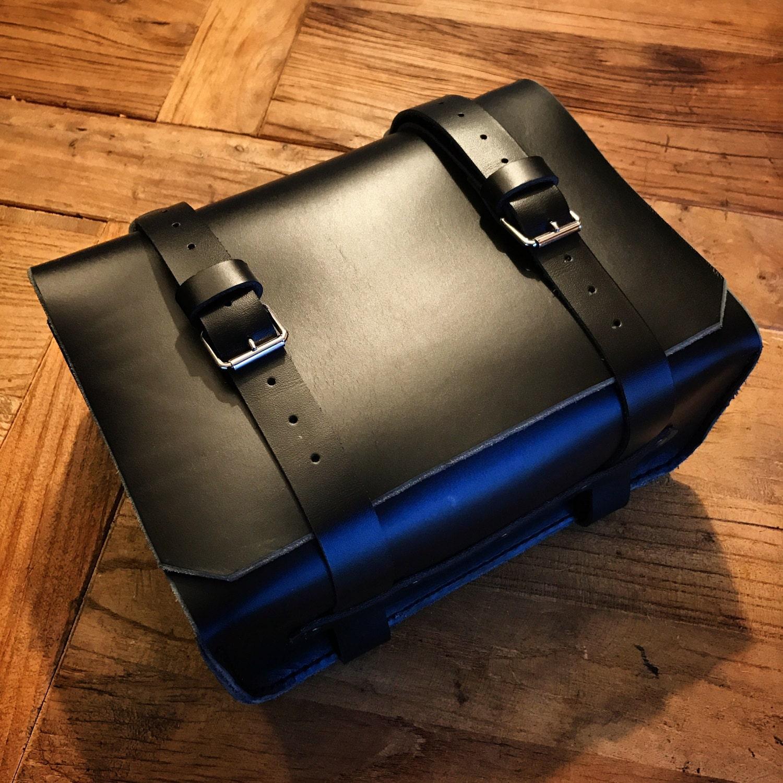 enduro leather tool bag bmw r 80 g s paris dakar enduro honda. Black Bedroom Furniture Sets. Home Design Ideas