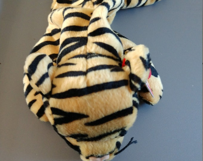 Stripes the Tiger - Ty Beanie Babies - 1995
