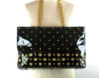 Adrienne Vittadini Bag • Vintage 90s XLarge Shoulder Bag • 1990s Tote