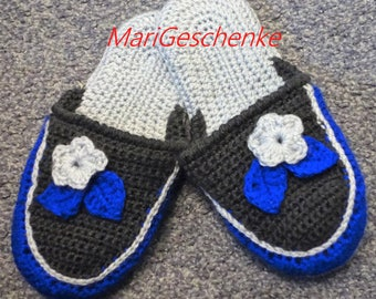 Slippers Домашние тапочки hand made crochet slipper home Schoes Christmas gift