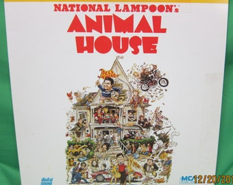 MCA Home Video - National Lampoon's Animal House - Digital Laser VideoDisc