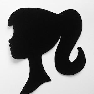 Barbie silhouette | Etsy