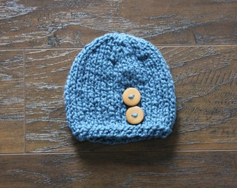 Newborn Baby or Toddler Hat Choose your Colors
