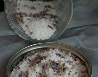 Relaxing Bath Salts - Lavender - Relaxation