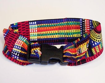 Dog Cooling Collar, Fabric Pet Neck Cooler Bandana Collar, Buckle Adjustable Size Small fits 10 to 14 inch by iycbrand