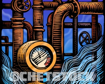 Pipes and Steam