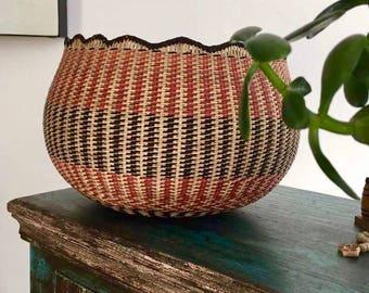 Handmade hand-woven Yekuana Baskets