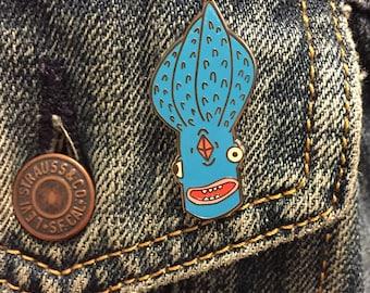 Carlos! - The Enamel Pin