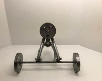 Weightlifter/work out