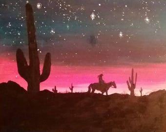 Under the Desert Sky