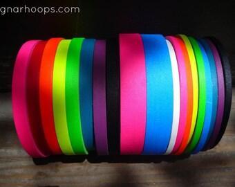 Grip Tape Gaffers Various Colors ~ Hula Hoop Tape for Grip and Design on Hula Hoop - Grip Tape Your Hoop