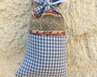 Duftsäckchen Lavendel, Lavendelsäckchen, Mottenschutz,