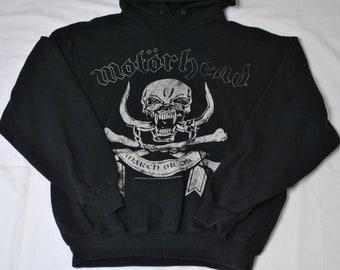 Motorhead Hoodie Unisex  Size L